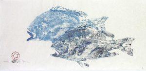 Eliza Dennis Fish Art Prints
