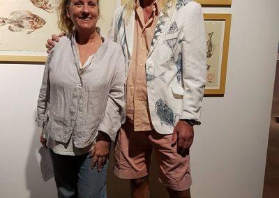 Eliza Dennis Art Exhibition